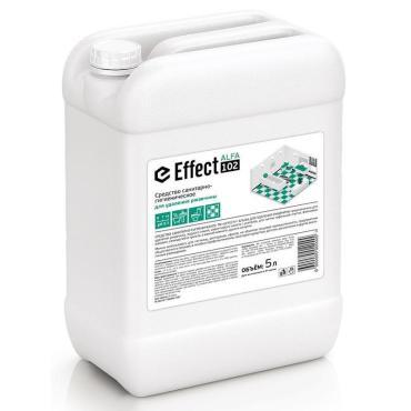 Профессиональная химия, для удаления ржавчины Effect Alfa 102, 5 л., канистра