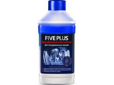 Средство двухфазное моющее д/посудомоечных машин,5+ Five Plus, 250 мл., ПЭТ