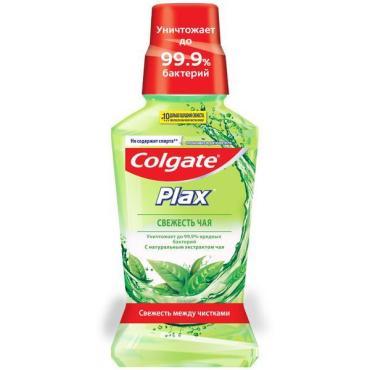 Ополаскиватель для рта Colgate Plax Зелёный чай 250мл