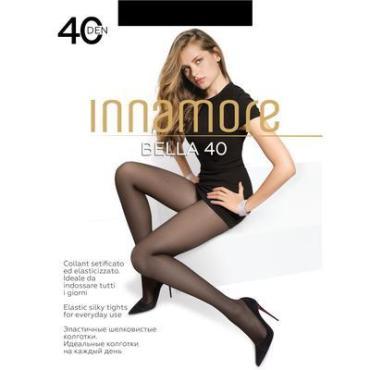 Колготки женские Innamore Bella женские 40 den, цвет черный, размер 4, пластиковый пакет