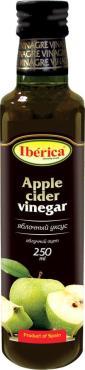 Уксус Iberica яблочный, 250 гр., ПЭТ
