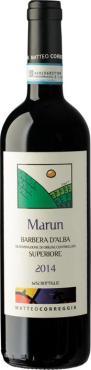 Вино Марун Барбера д'Альба / Marun Barbera d'Alba,  Барбера,  Красное Сухое, Италия