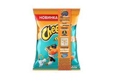 Снеки кукурузные Cheetos Усы Пицца