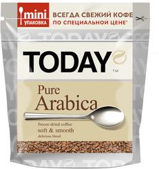 Кофе Today Аrabica растворимый 37,5 гр.