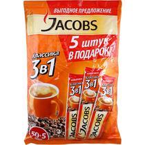 Кофе Jacobs Классик 3в1 в пакетиках