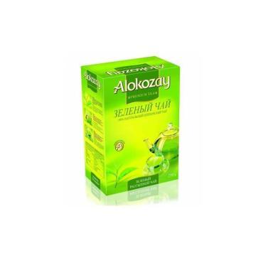 Чай Alokozay зеленый листовой