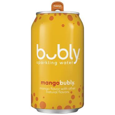 Газированный напиток Bubly Mango