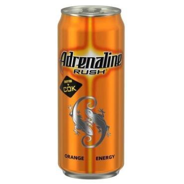 Энергетический напиток Adrenaline Rush Апельсиновая энергия
