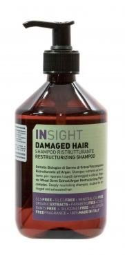 Шампунь Insight professional Damaged для поврежденных волос