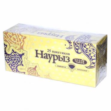 Чай черный Наурыз Индийский 25 пакетов
