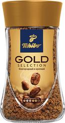 Кофе Tchibo Gold Selection растворимый