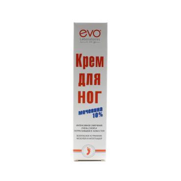 Крем Evo для ног с мочевиной