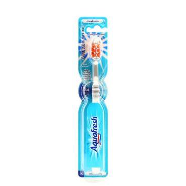 Зубная щетка Aquafresh White & Shine Средняя