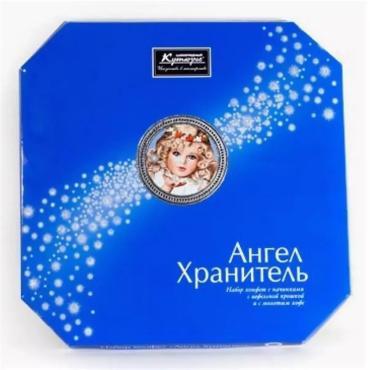 Конфеты Шоколадный Кутюрье Шарик Шестигранник