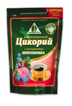 Цикорий Айсберг и Ко Зеленый с черникой 100 гр