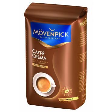 Кофе Movenpick Caffe Crema зерновой