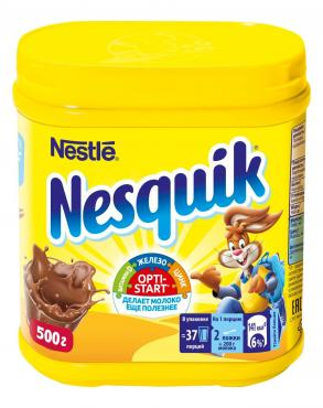 Какао-напиток Nesquik