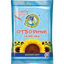 Семечки отборные Зеленый Попугай, 190 гр., флоу-пак