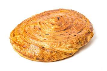 Слойка Нижегородский Хлеб Завиток с луком и укропом 300 гр. (Пластиковый пакет)