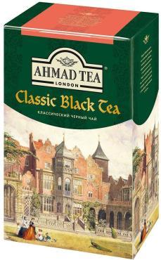 Чай Ahmad Tea Классический черный
