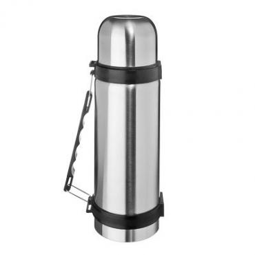 Термос металлический, 1,5 л., серебристый, туристический, Vetta