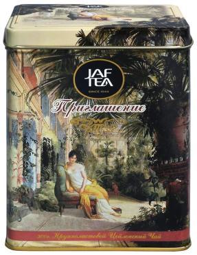 Чай черный Jaf tea ОРА Приглашение