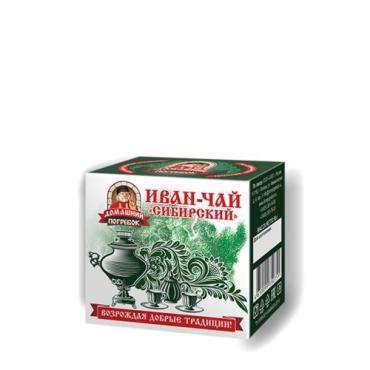 Чай травяной Иван-чай Сибирский листовой