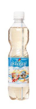 Газированный напиток Аквадар Сокосодержащий Буратино