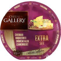 Сырная тарелка Cheese Gallery Extra Set