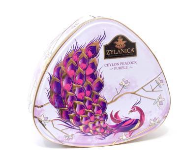 Чай Zylancia Peacock Collection черный