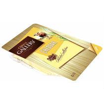 Сыр Cheezzi Classic Cheddar полутвердый фасованный нарезка 50%