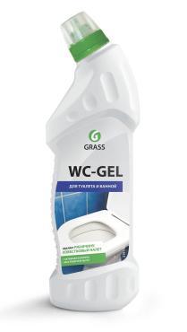 Чистящее средство Grass WC-Gel для ванной и туалета