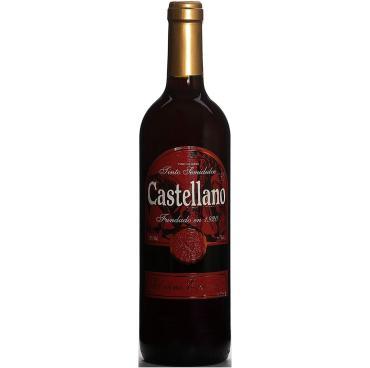 Вино Castellano красное полусладкое 11%