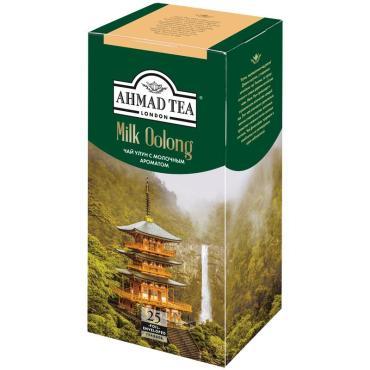 Чай Ahmad tea Milk Oolong в пакетиках