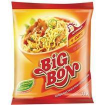 Лапша Big Bon Курица + соус Сальса