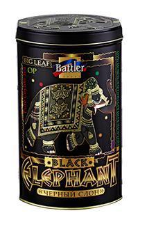 Чай Battler Черный Слон цейлон черный