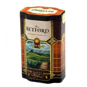 Чай Betford Цейлонское Золото черный