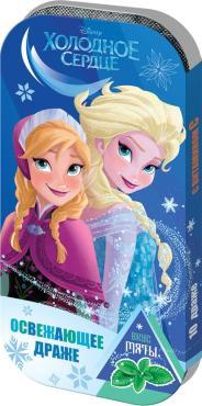 Леденцы Конфитрейд Disney Холодное сердце без сахара с витамином С 30шт.