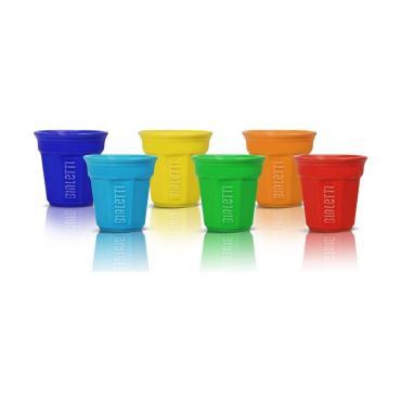 Набор стаканов Bialetti Multicolor 6 шт.