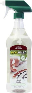 Средство Eco Mist для чистки затирки швов плитки