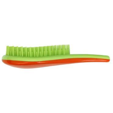 Щетка для распутывания волос Clarette Detangler розовый/фиолетовый