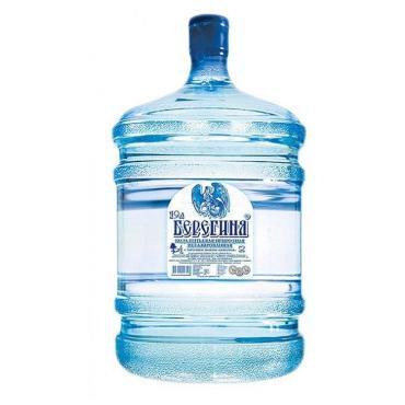 Вода питьевая Берегиня
