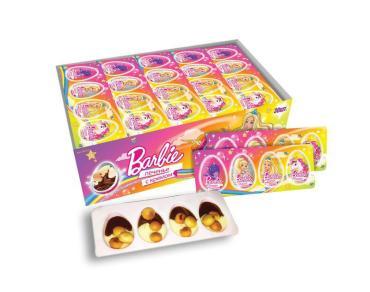 Печенье Barbie с кремом
