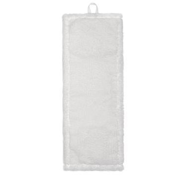 Насадка МОП Сандер плоская микрофибра 50x15 см белая
