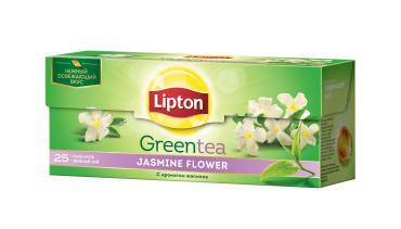 Чай зеленый Lipton Milky Oolong 25 пакетов 35 гр
