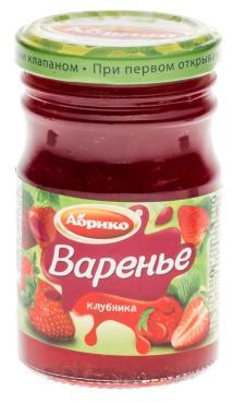Варенье Абрико клубника