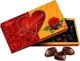 Набор шоколадных конфет Кутюрье Ассорти