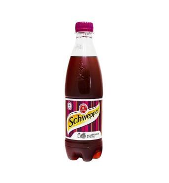 Газированный напиток Schweppes Гранат 500 мл., ПЭТ