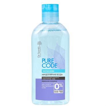 Мицелярная вода Dr. Sante Pure Code, для сухой и чувствительной кожи