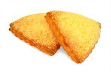 Печенье Чудесница Трио с апельсиновой начинкой 2кг